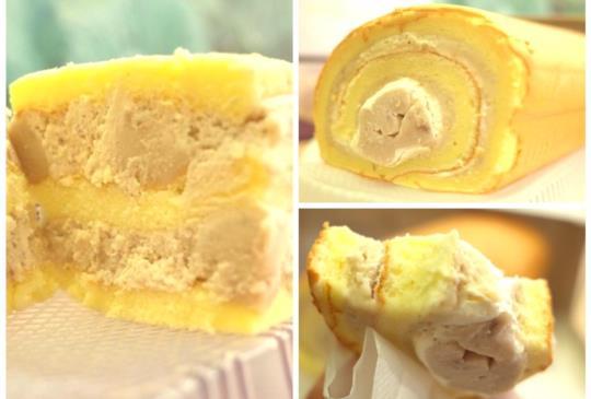 【這滿滿的芋頭太犯規!冠軍甜點不二緻果,每一口都吃得到紮實芋頭香!】