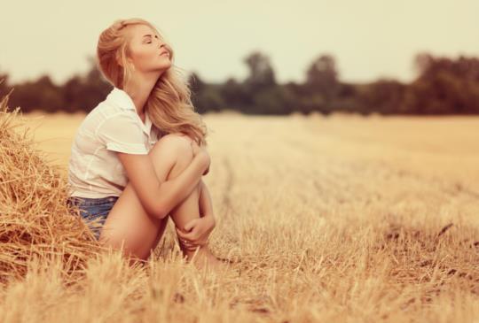 【世上最遙遠的距離,是我們相愛,卻不能在一起。】