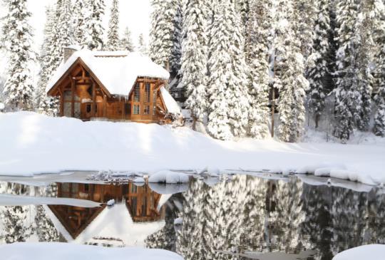 【加拿大。優鶴】此景只應天上有 ~ 遺落人間的寶石「翡翠湖」