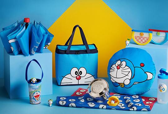 【一芳水果茶】一芳 x 哆啦A夢聯名超可愛8款獨家商品! 應援你的夢想繼續發光!