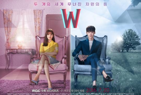 2016不能錯過的經典韓劇《W-兩個世界》