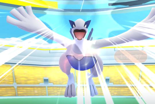 Pokémon GO 洛奇亞、急凍鳥出現時間延長至 7/28 早上 8:00!