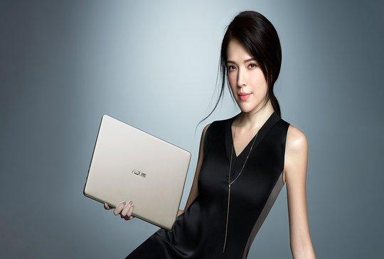 華碩宣佈許瑋甯代言 VivoBook 系列筆電,全新 S14 即日起在台灣開賣