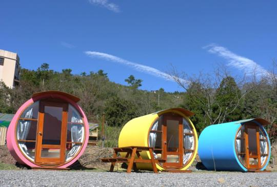 【懶人包】2019 輕鬆入住特色營地豪華露營車 親子露營地/超多遊樂設施
