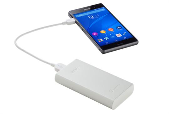 支援 QC 2.0 快速充電的 Sony CP-R10,以及大容量 CP-S15 行動電源開賣