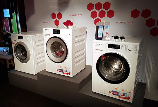 導入全新衣物護理科技,Miele 德國百年精品家電 W1、T1 洗乾衣機發表