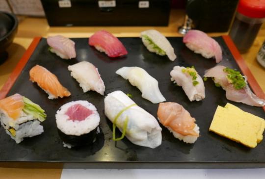 【沒吃過別說你來過!到京都必吃的迴轉壽司店】