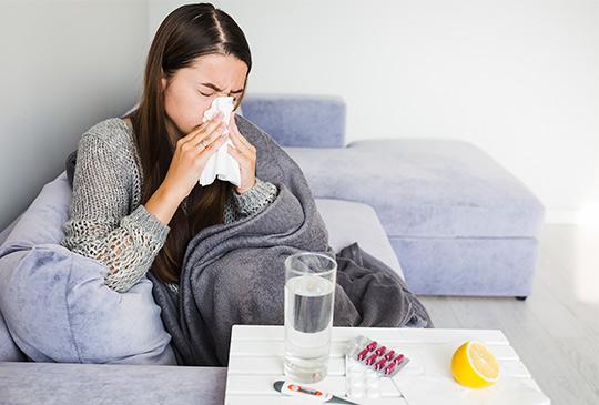 感冒了該怎麼辦?總不能只是不吃藥,但什麼事都不做吧?