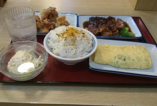 【台北】喜歡吃日本定食的人看這裡:大安森林食堂