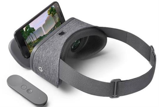 Google 推出 VR 裝置「Daydream View」,YouTube 支援程式同步啟動