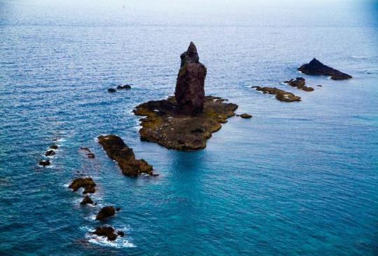 【日本北海道。積丹藍】夏日海洋的滋味:積丹半島 - 島武意海岸
