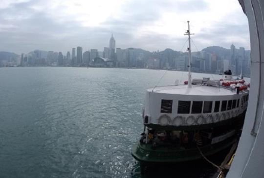 來去香港拍照啦,第三集