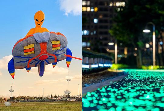 【2020年10月台灣旅遊推薦】免費好玩新景點!夢幻玻璃圖書館、光雕秀與美拍景點通通有!