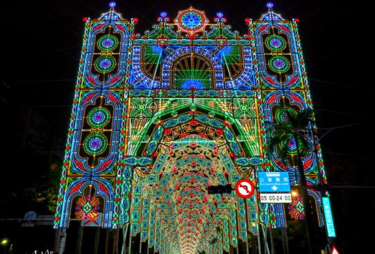 把握最後倒數的Luminarie‧2019台北光之饗宴