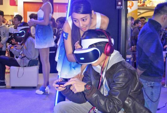 【TpGS17】台北國際電玩展巡禮,終於擺脫「手遊」展之名