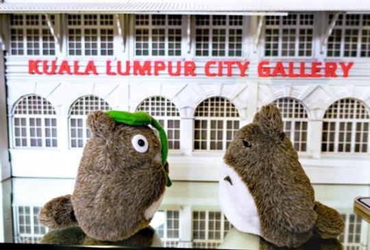 【馬來西亞】走入吉隆坡城市藝廊時光隧道回到過去