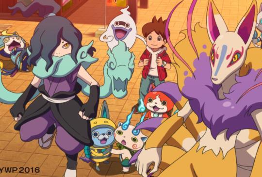 【新聞】《妖怪手錶3》真人世界與動畫世界互尬贏得小朋友歡心!