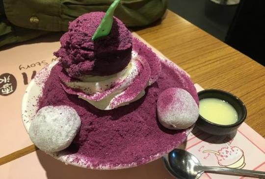拋下旅遊書吃香港-韓國正宗冰品香港也吃得到!