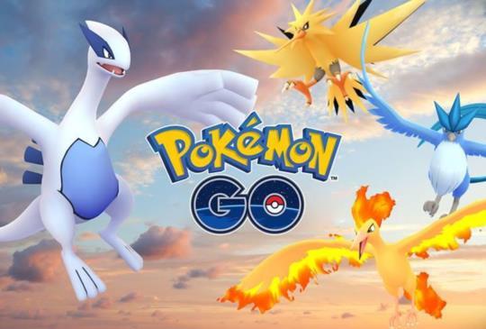 都來了,Pokémon GO 三神鳥即將輪流登場!