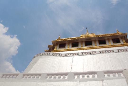【泰國曼谷】小布達拉宮-金山寺 (Wat Saket)