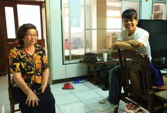 [專訪] 東森台灣啟示錄-蔡阿嘎