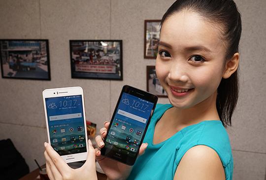 全新造型出擊,HTC Desire 728 dual sim 將在台灣推出