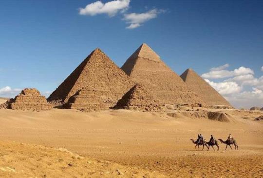 埃及開羅 一次重生的場地 一場古文明的際遇
