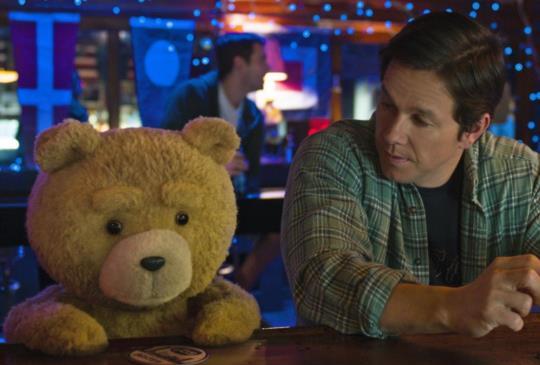 《熊麻吉2》馬克華伯格神演出 和泰德填充替身對戲超有FU!!