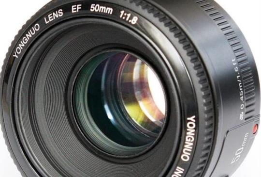 Canon 最新的 50MM 標準鏡 規格流出啦