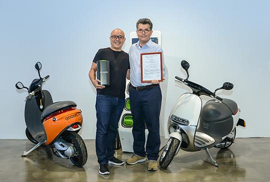 台灣之光!UL 宣布 Gogoro 獲全球首張電動機車電池 UL 2271 認證
