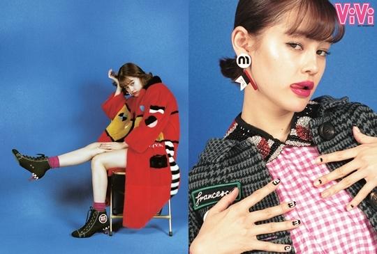 日本當紅的IT GIRL是她!混血潮模emma來了!