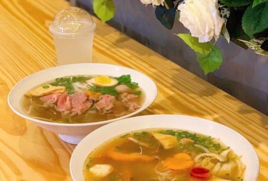 好朋友吃好的料理!「花越香」越南料理
