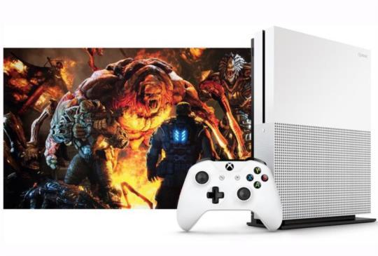 支援 4K 解析度輸出!微軟新 Xbox One S 在 E3 展前曝光