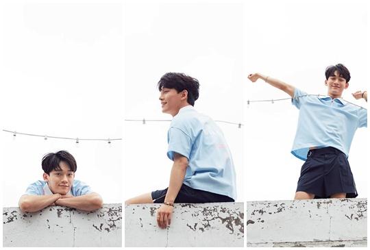 EXO CHEN:最喜歡充滿活力,笑容滿面的女孩!
