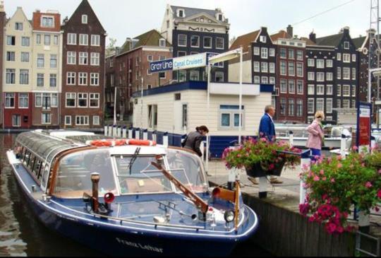 【荷蘭】轉機不無聊,進市區輕遊阿姆斯特丹