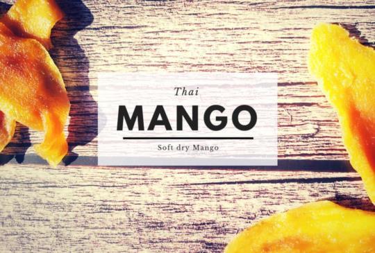 芒果是兒時的回憶