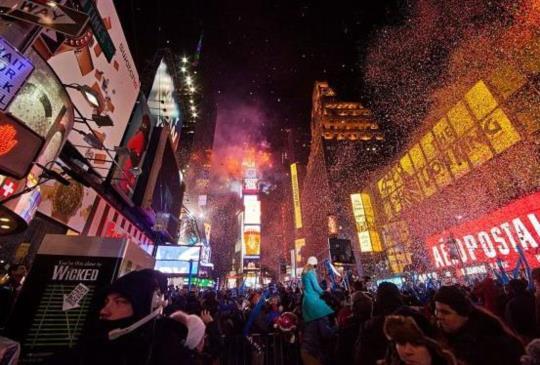【紐約】時代廣場跨年攻略,你準備好迎接2016年嗎?