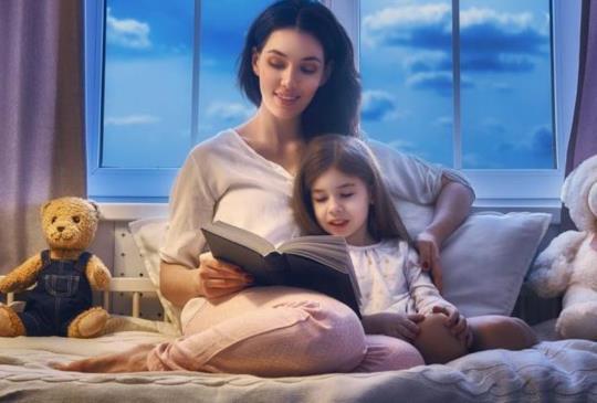 學齡前的親子共讀,讓孩子充滿想像力與語言表達力