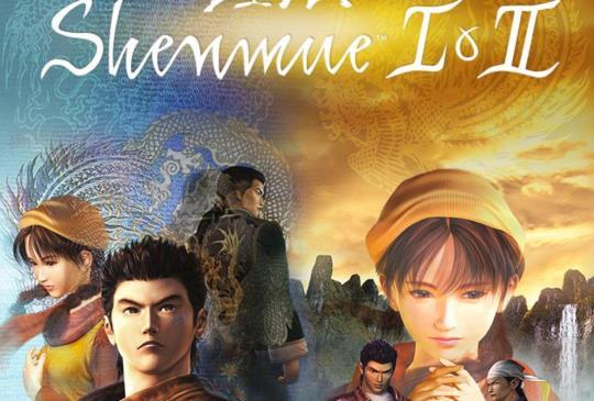 傳說中遊戲經典《莎木 I&II》,PS4 版 2018 年復刻回歸