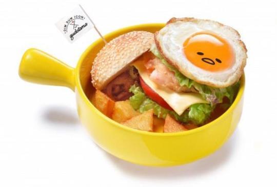 【香港必吃餐廳‧蛋黃哥造型點心融化你的心】~海外美食特搜