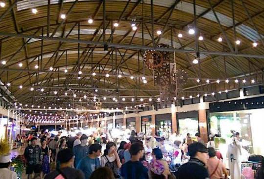 【曼谷】泰好逛!蒐羅市區4大超人氣市集