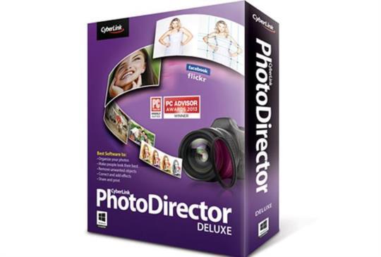 專業圖片編修軟體相片大師 PhotoDirector 5 豪華版,限時免費下載中
