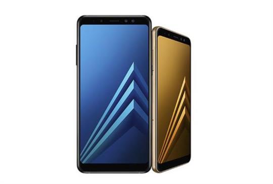 三星 Galaxy A8 / A8+(2018)前置雙鏡頭明年一月開賣