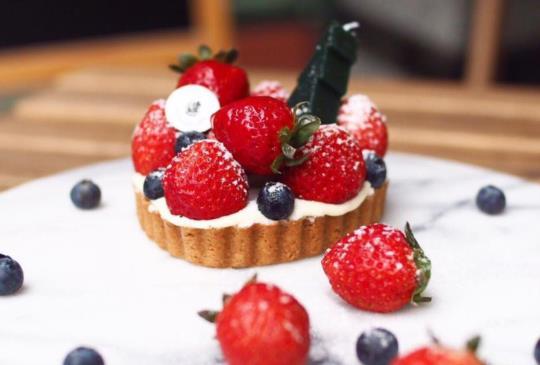 【草莓控必吃】手刀快衝!10家超草莓控美食地圖