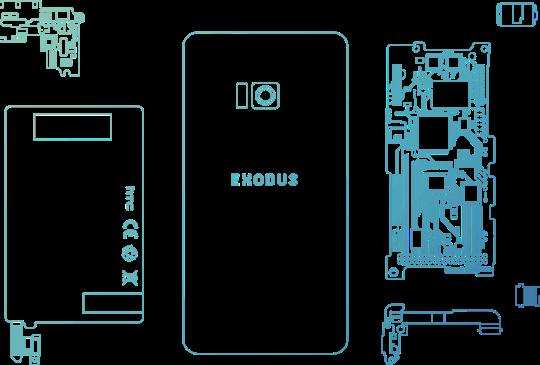 HTC 首款區塊鏈手機 EXODUS 將於第三季開放搶先體驗