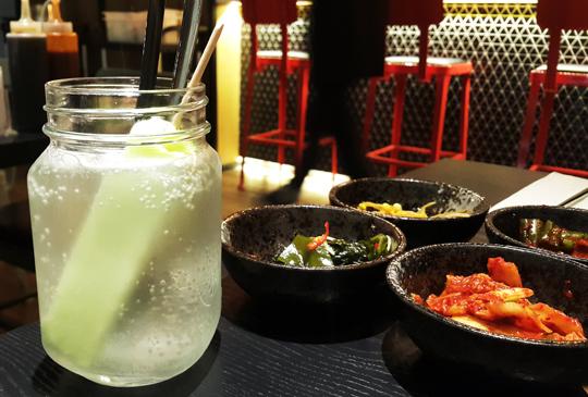 【台北】抓住夏天的尾巴!來一杯最韓國的冰棒七喜吧