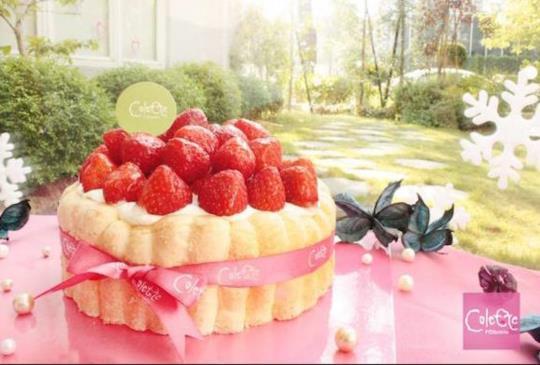 【少女們的夢幻花園-格蕾朵甜點莊園精選7款精緻甜點】