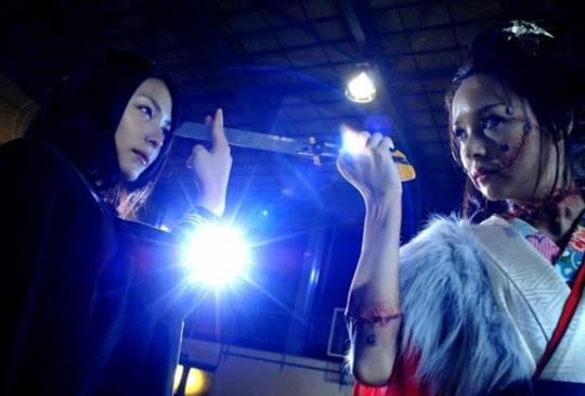 女體兵器血肉對決──西村喜廣的cult片美學