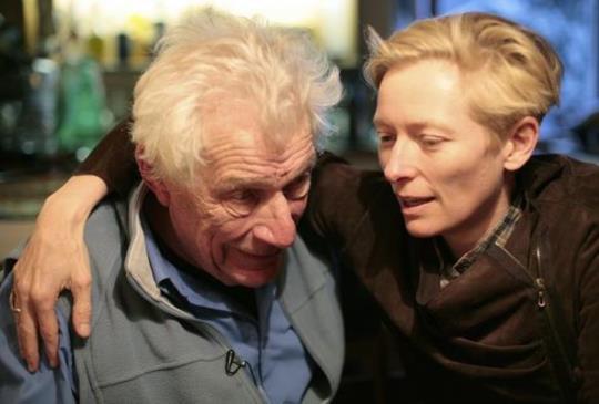 【新聞】奧斯卡女星蒂妲絲雲頓當導演《約翰伯格四季肖像》向大師致敬