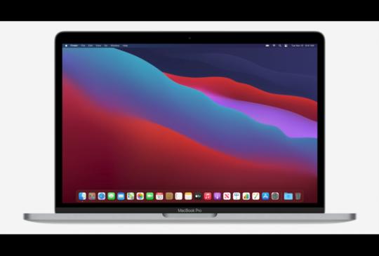Apple 2020 十一月發表會,MacBook Pro 效能增強、續航力大幅成長